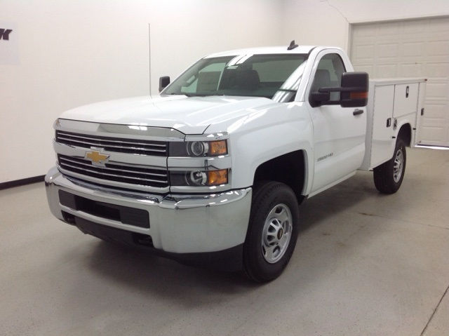 2016 Silverado 2500 Regular Cab, Knapheide Service Body #161111 - photo 6
