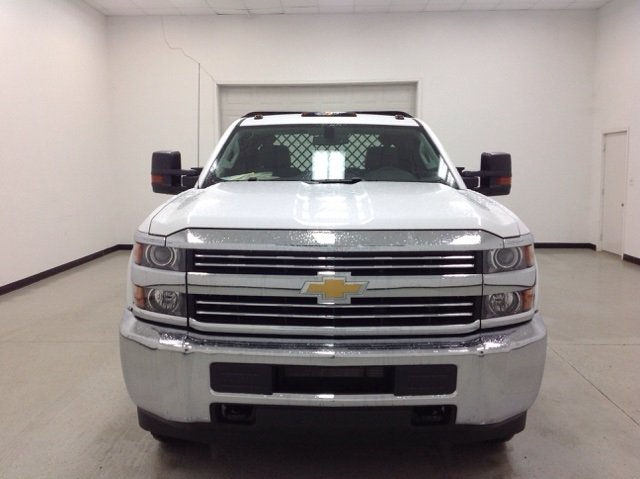 2016 Silverado 3500 Regular Cab, Knapheide Platform Body #161170 - photo 6