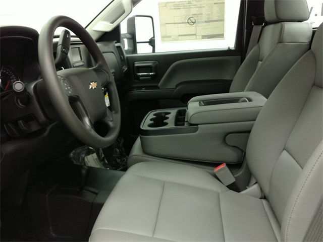 2016 Silverado 3500 Regular Cab 4x4, Reading Service Body #161373 - photo 11