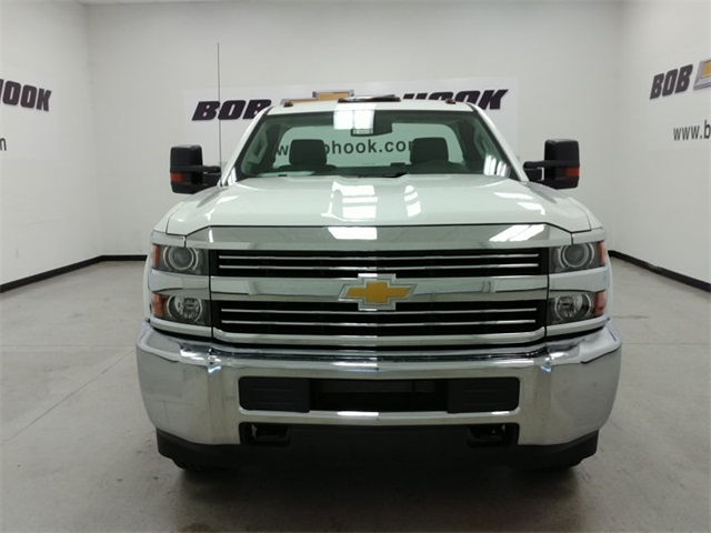 2016 Silverado 3500 Regular Cab 4x4, Reading Service Body #161373 - photo 7