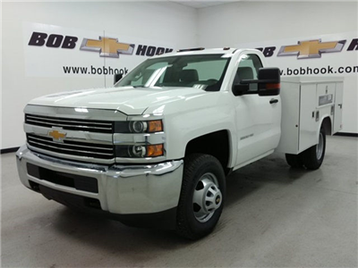 2016 Silverado 3500 Regular Cab 4x4 #161373 - photo 1