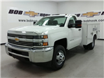 2016 Silverado 3500 Regular Cab 4x4, Reading Service Body #161373 - photo 1