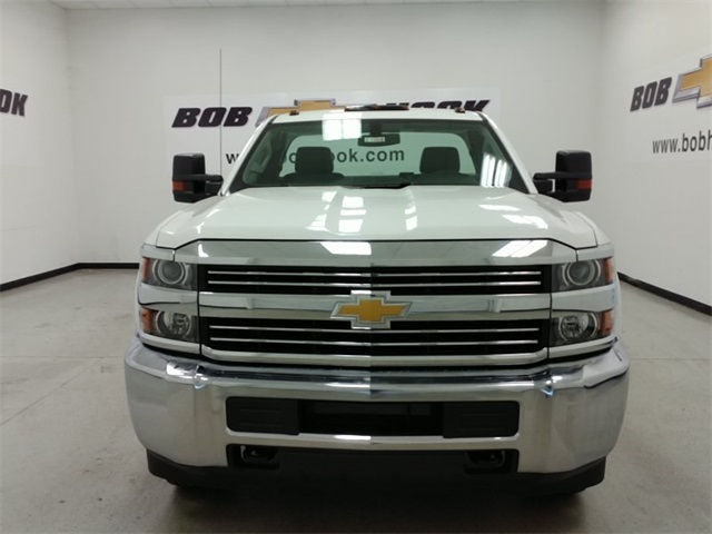 2016 Silverado 3500 Regular Cab 4x4, Reading Service Body #161389 - photo 7