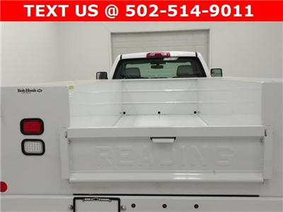 2016 Silverado 3500 Regular Cab DRW 4x4, Reading SL Service Body #161389 - photo 4
