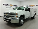 2016 Silverado 3500 Regular Cab 4x4, Reading Service Body #161389 - photo 1