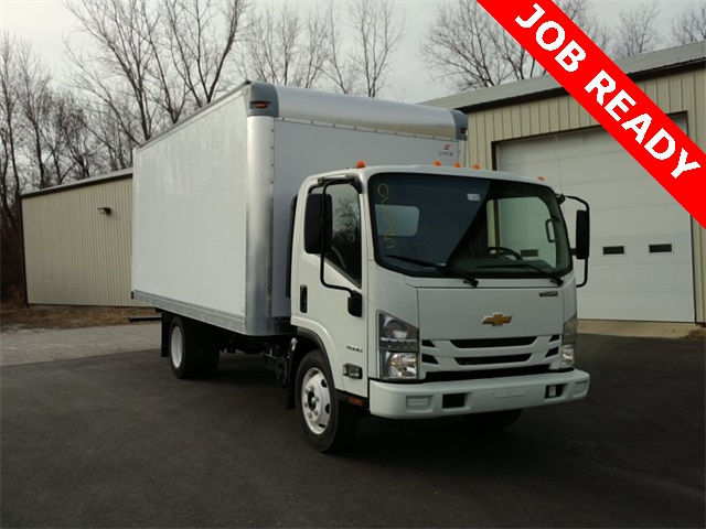 2016 Low Cab Forward Regular Cab #161425 - photo 11