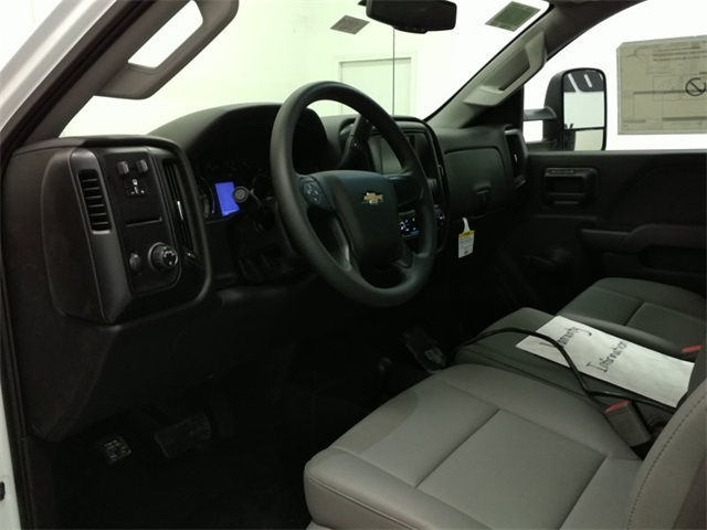 2016 Silverado 3500 Regular Cab 4x4, Crysteel Dump Body #161431 - photo 9