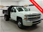 2016 Silverado 3500 Regular Cab 4x4, Crysteel Dump Body #161431 - photo 1