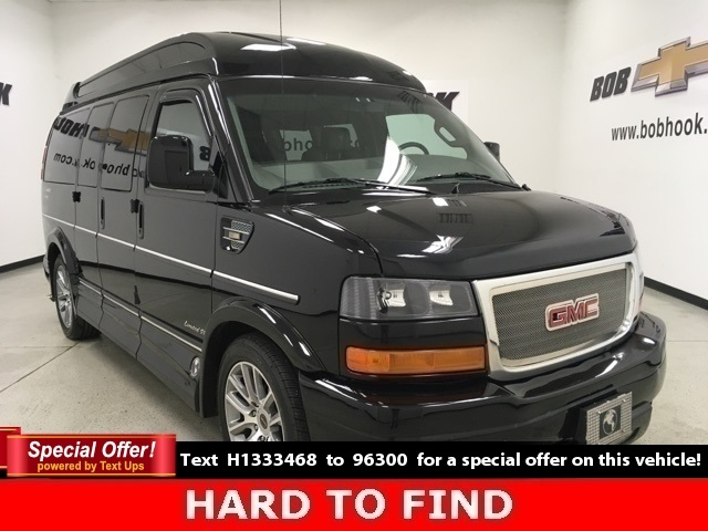 2017 GMC Savana 2500, Passenger Wagon #16295P - photo 1