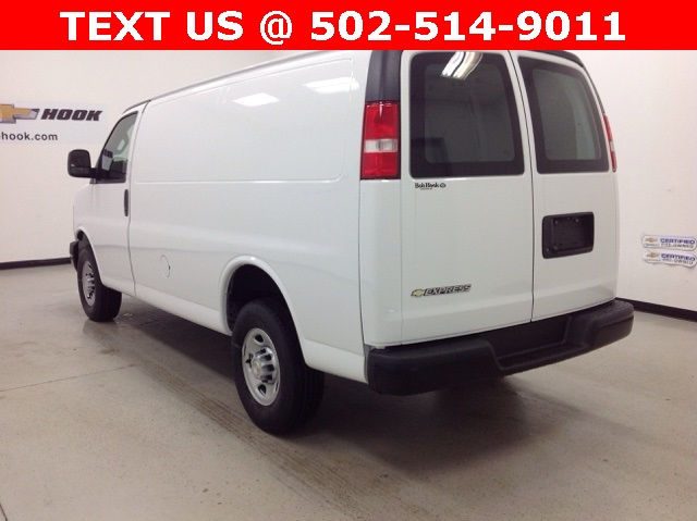 2017 Express 2500, Cargo Van #170050 - photo 2