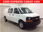 2017 Express 2500, Cargo Van #170067 - photo 1