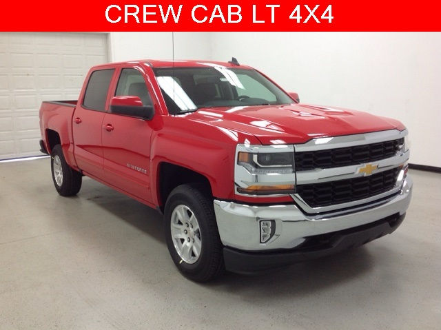 2017 Silverado 1500 Crew Cab 4x4, Pickup #170096 - photo 3