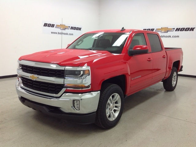 2017 Silverado 1500 Crew Cab 4x4, Pickup #170111 - photo 6
