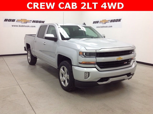 2017 Silverado 1500 Crew Cab 4x4, Pickup #170114 - photo 3