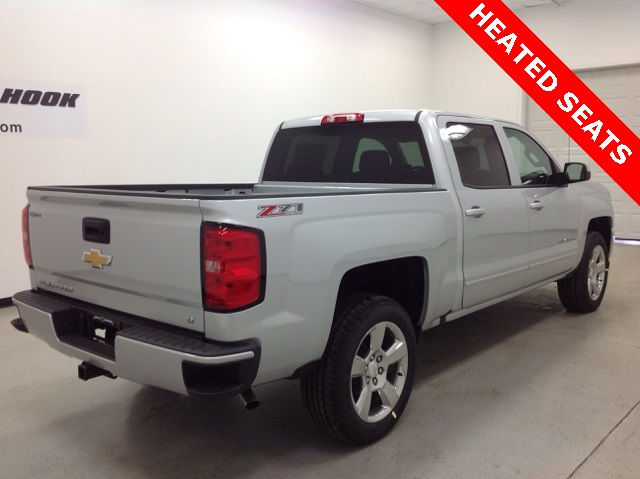 2017 Silverado 1500 Crew Cab 4x4, Pickup #170114 - photo 4