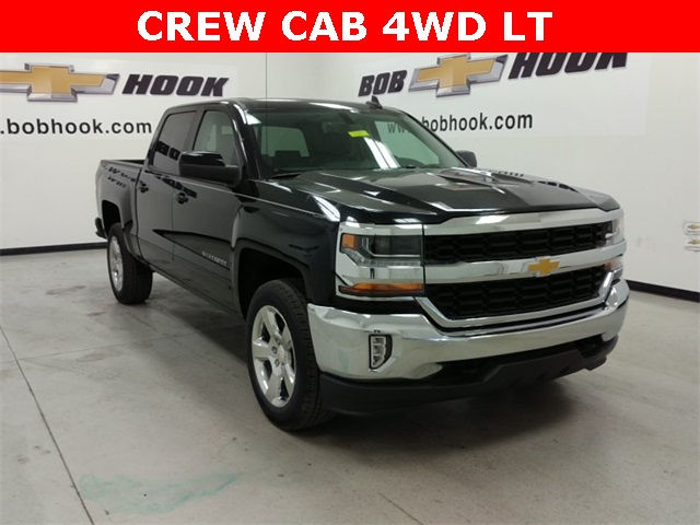 2017 Silverado 1500 Crew Cab 4x4, Pickup #170128 - photo 13