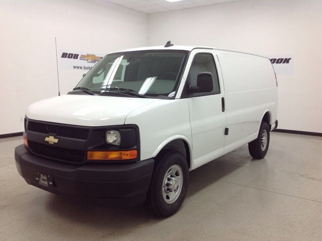 2017 Express 2500, Cargo Van #170131 - photo 5