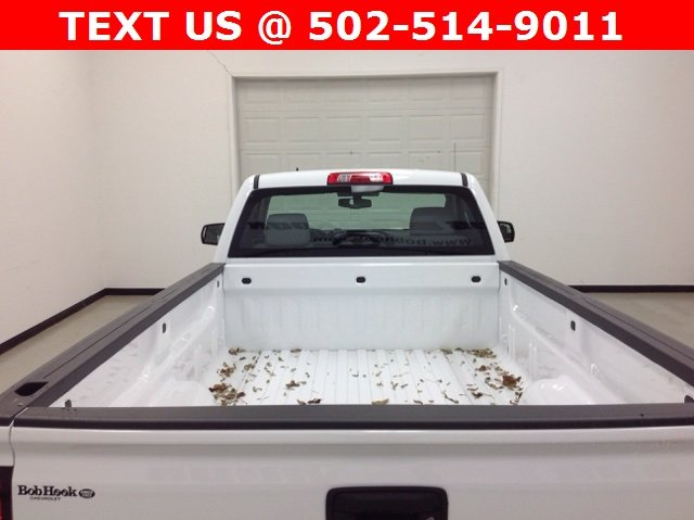 2017 Silverado 1500 Regular Cab Pickup #170137 - photo 4