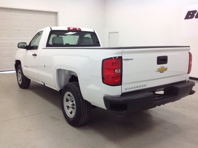 2017 Silverado 1500 Regular Cab Pickup #170137 - photo 5