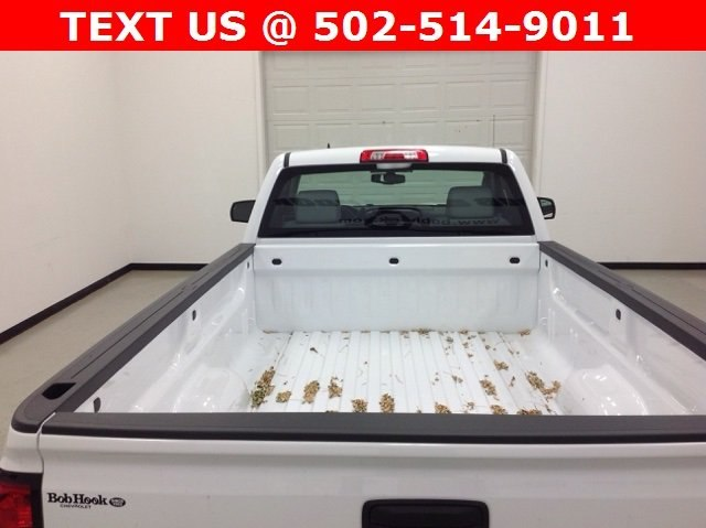 2017 Silverado 1500 Regular Cab Pickup #170145 - photo 4