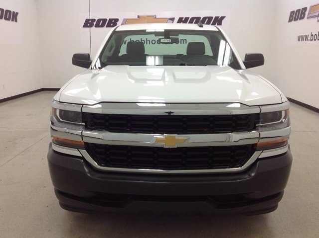 2017 Silverado 1500 Regular Cab Pickup #170145 - photo 7