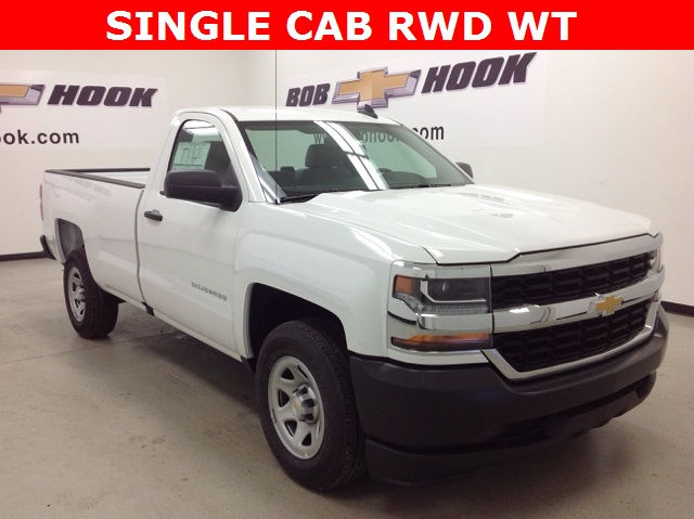 2017 Silverado 1500 Regular Cab, Pickup #170146 - photo 3