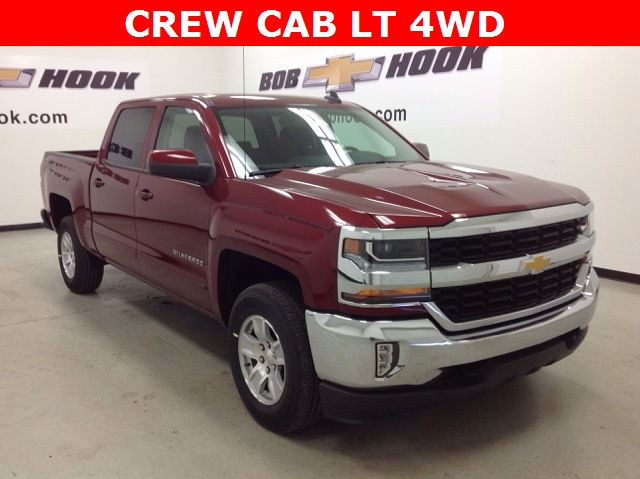 2017 Silverado 1500 Crew Cab 4x4, Pickup #170152 - photo 3