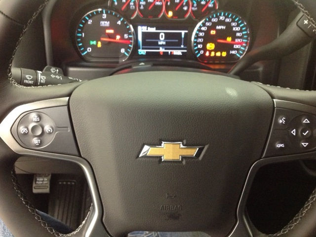 2017 Silverado 1500 Crew Cab 4x4, Pickup #170152 - photo 12