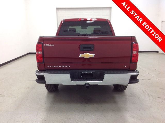 2017 Silverado 1500 Crew Cab 4x4, Pickup #170152 - photo 5