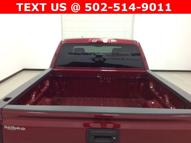 2017 Silverado 1500 Crew Cab 4x4, Pickup #170152 - photo 6