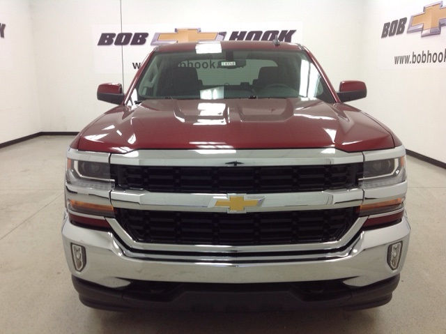 2017 Silverado 1500 Crew Cab 4x4, Pickup #170152 - photo 7