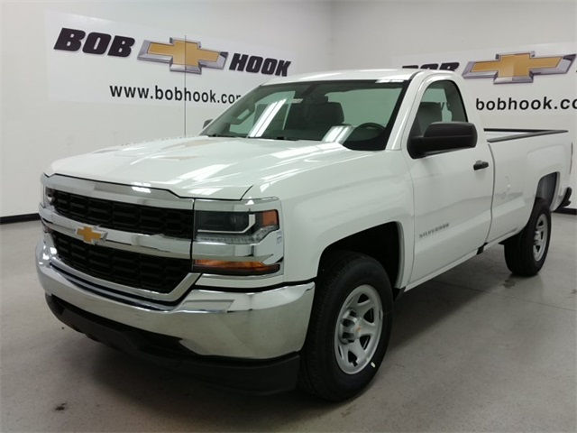 2017 Silverado 1500 Regular Cab, Pickup #170195 - photo 4