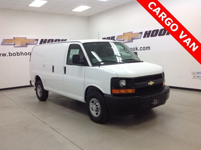2017 Express 2500, Cargo Van #170196 - photo 3