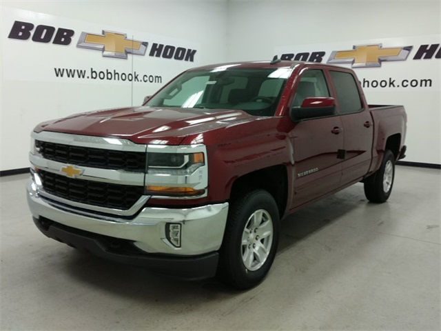 2017 Silverado 1500 Crew Cab 4x4, Pickup #170204 - photo 3