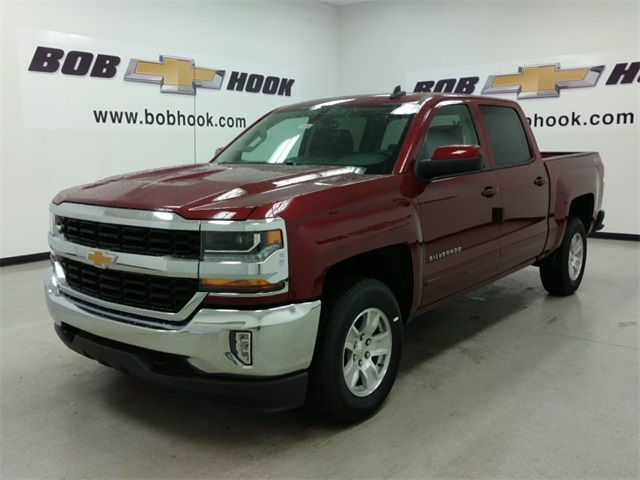 2017 Silverado 1500 Crew Cab 4x4, Pickup #170206 - photo 3