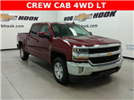 2017 Silverado 1500 Crew Cab 4x4, Pickup #170206 - photo 1