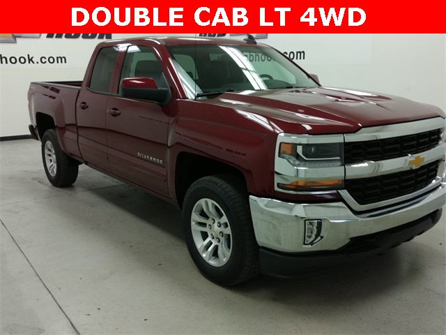 2017 Silverado 1500 Double Cab 4x4, Pickup #170212 - photo 13
