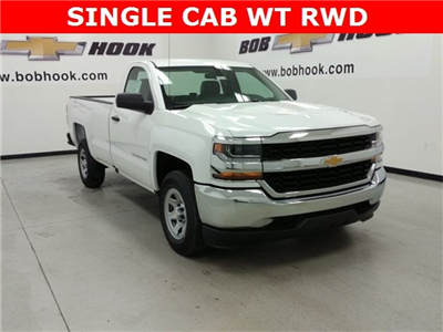 2017 Silverado 1500 Regular Cab Pickup #170237 - photo 1