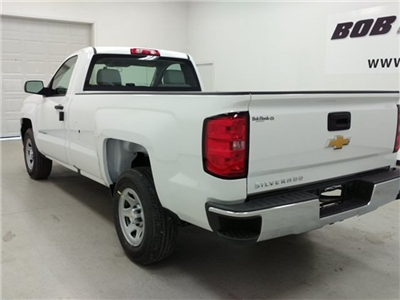 2017 Silverado 1500 Regular Cab Pickup #170237 - photo 5