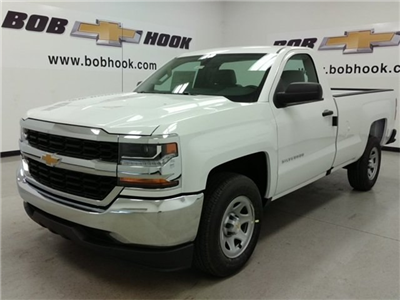 2017 Silverado 1500 Regular Cab Pickup #170237 - photo 6