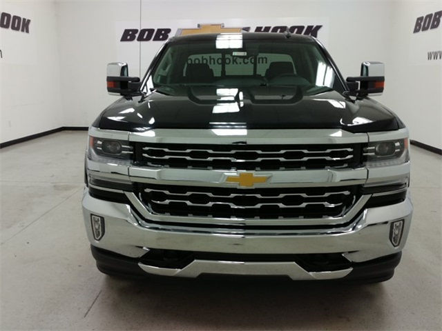 2017 Silverado 1500 Double Cab 4x4, Pickup #170240 - photo 3