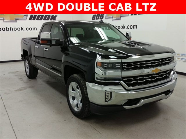 2017 Silverado 1500 Double Cab 4x4, Pickup #170240 - photo 5