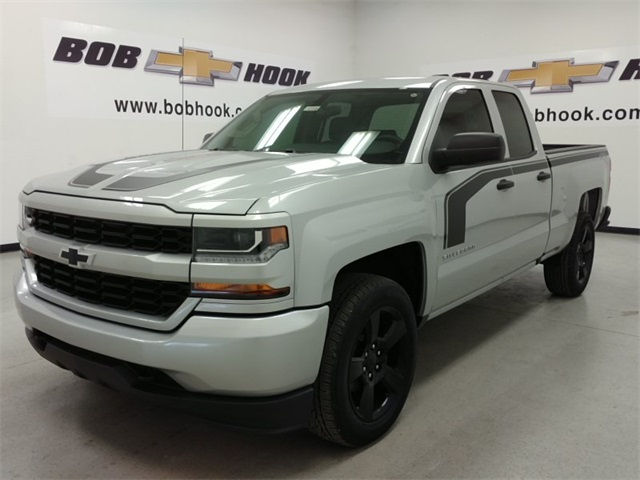 2017 Silverado 1500 Double Cab 4x4, Pickup #170355 - photo 3