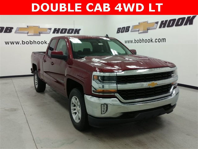 2017 Silverado 1500 Double Cab 4x4, Pickup #170436 - photo 3