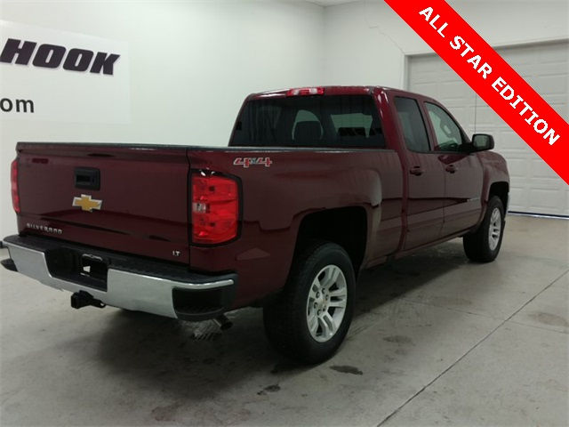 2017 Silverado 1500 Double Cab 4x4, Pickup #170436 - photo 4