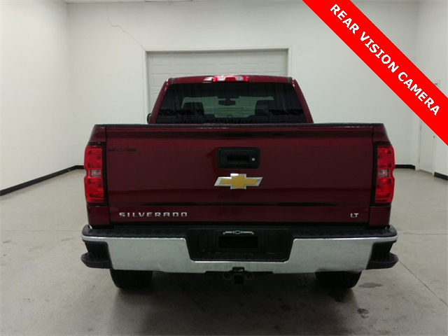 2017 Silverado 1500 Double Cab 4x4, Pickup #170436 - photo 5