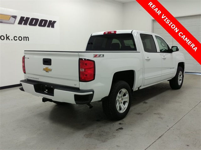 2017 Silverado 1500 Crew Cab 4x4, Pickup #170455 - photo 2