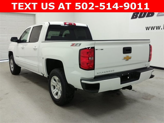 2017 Silverado 1500 Crew Cab 4x4, Pickup #170455 - photo 4