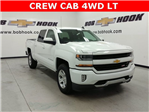 2017 Silverado 1500 Crew Cab 4x4, Pickup #170455 - photo 1
