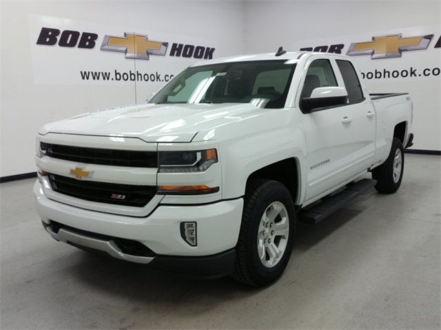 2017 Silverado 1500 Double Cab 4x4, Pickup #170459 - photo 3